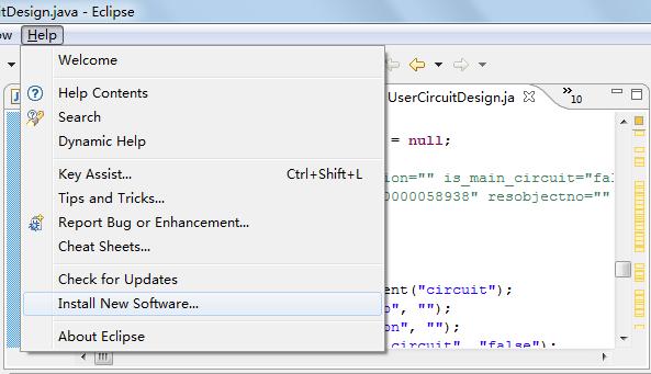 Eclipse中安装ADT插件